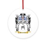 Hampshire Ornament (Round)