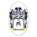 Hampsheir Sticker (Oval 10 pk)