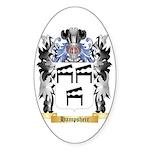 Hampsheir Sticker (Oval 50 pk)