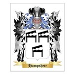 Hampsheir Small Poster