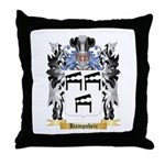 Hampsheir Throw Pillow