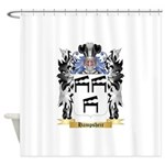 Hampsheir Shower Curtain