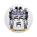 Hampsheir Ornament (Round)