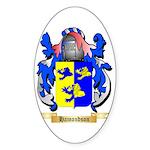 Hamondson Sticker (Oval)