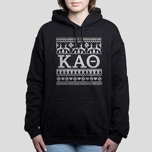 Kappa Alpha Theta Ugly C Women's Hooded Sweatshirt