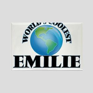 World's Coolest Emilie Magnets