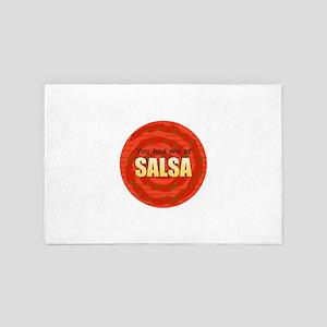 You Had Me at Salsa 4' x 6' Rug