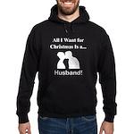 Christmas Husband Hoodie (dark)