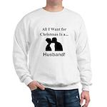 Christmas Husband Sweatshirt