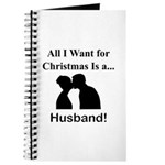 Christmas Husband Journal