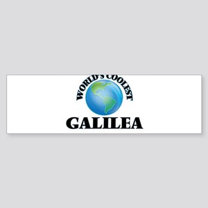 World's Coolest Galilea Bumper Sticker