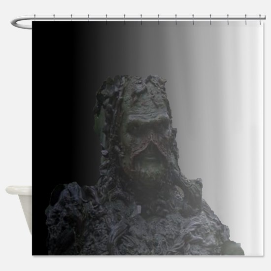 Swamp Thing Shower Curtien Shower Curtain