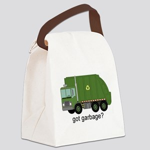 Got Garbage? Canvas Lunch Bag