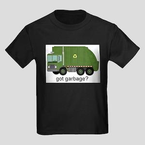 Got Garbage? Kids Dark T-Shirt