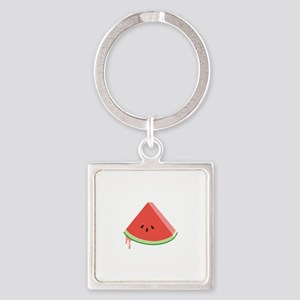 Juicy Watermelon Keychains