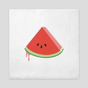 Juicy Watermelon Queen Duvet