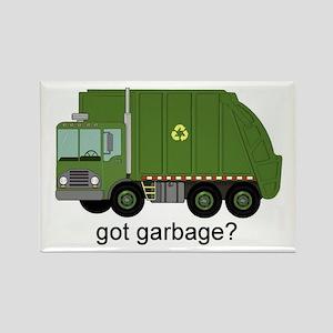 Got Garbage? Rectangle Magnet
