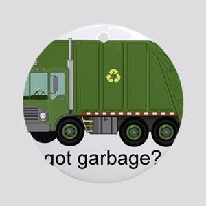 Got Garbage? Ornament (Round)