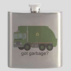 Got Garbage? Flask