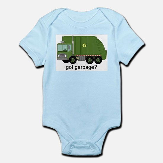 Got Garbage? Infant Bodysuit