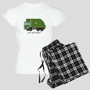 Got Garbage? Women's Light Pajamas
