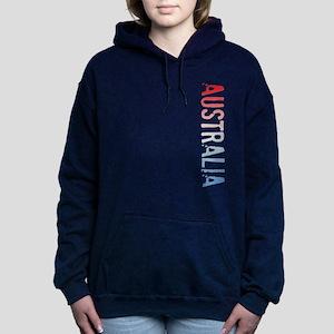 co-stamp04-australia Women's Hooded Sweatshirt