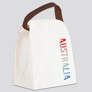 co-stamp04-australia Canvas Lunch Bag