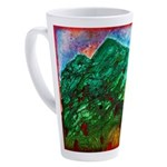 Green Mountains 17 oz Latte Mug