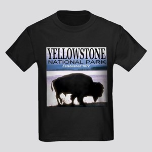 bison_yellowstone_national_PARK.png T-Shirt