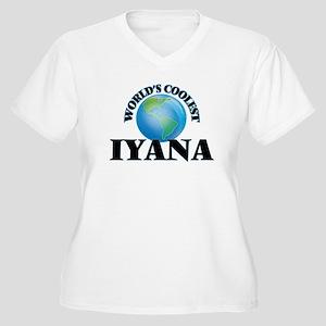 World's Coolest Iyana Plus Size T-Shirt