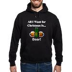 Christmas Beer Hoodie (dark)
