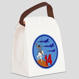 Spain Ala 14 Canvas Lunch Bag