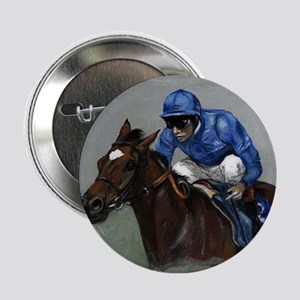 Horse racing Button (10 pack)
