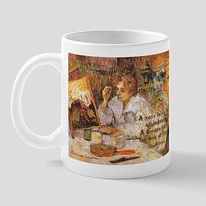 Work of Fiction Mug