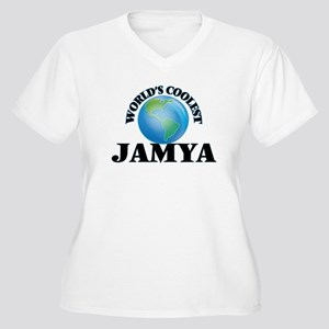World's Coolest Jamya Plus Size T-Shirt