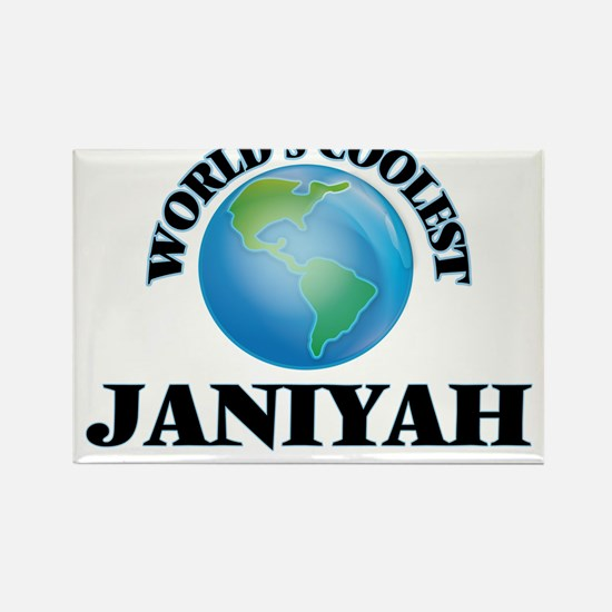 World's Coolest Janiyah Magnets