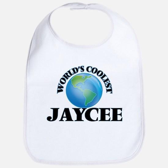 World's Coolest Jaycee Bib