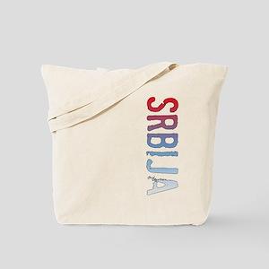 co-serbiaSRB Tote Bag