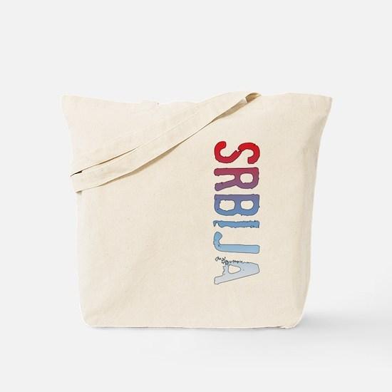co-serbiaSRB.png Tote Bag