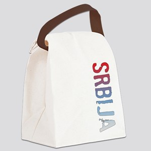 co-serbiaSRB Canvas Lunch Bag