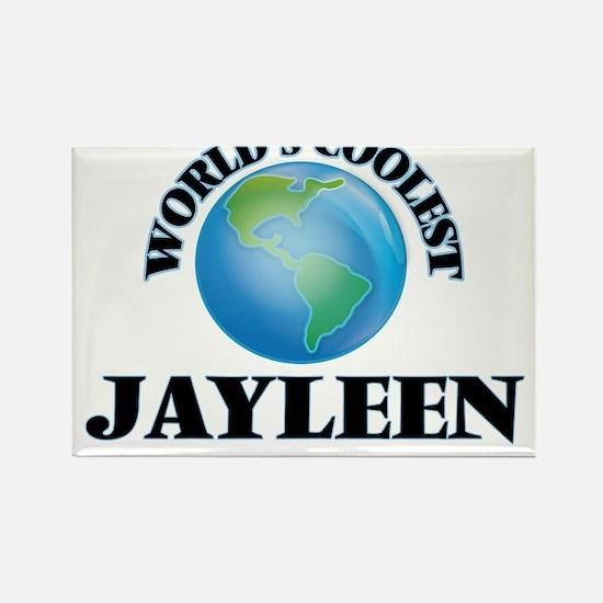World's Coolest Jayleen Magnets