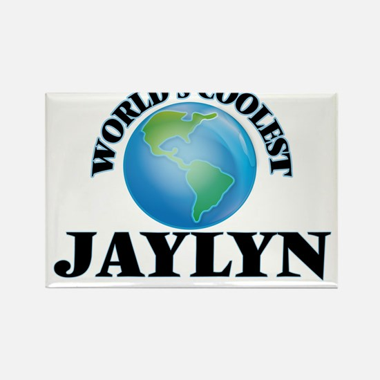 World's Coolest Jaylyn Magnets