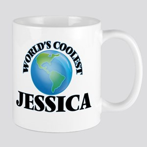 World's Coolest Jessica Mugs