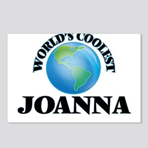World's Coolest Joanna Postcards (Package of 8)
