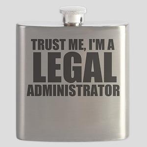 Trust Me, I'm A Legal Administrator Flask