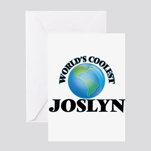 World's Coolest Joslyn Greeting Cards