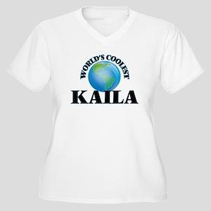 World's Coolest Kaila Plus Size T-Shirt