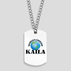 World's Coolest Kaila Dog Tags