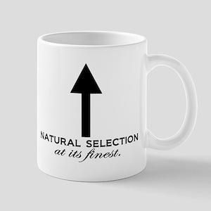 Natural Selection at its Finest. Mugs