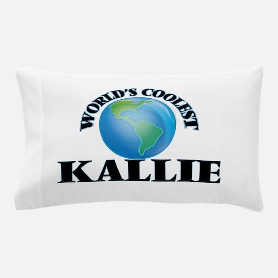 World's Coolest Kallie Pillow Case